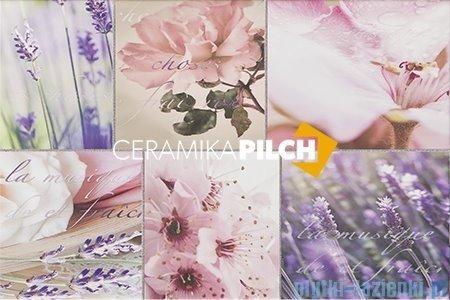 Pilch Amelia dekor ścienny 30x45