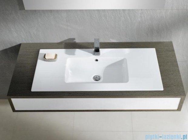 Bathco Liebana umywalka blatowa 61x46 cm 4065