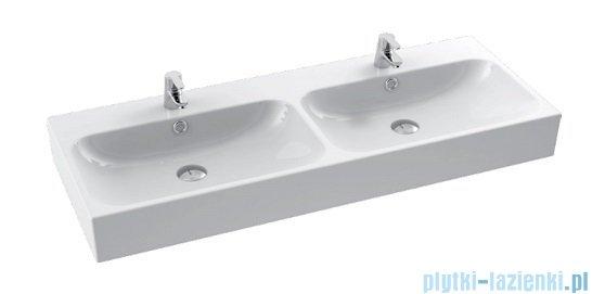 Cerastyle Pinto umywalka 121x46,5cm meblowa / ścienna 080700-u