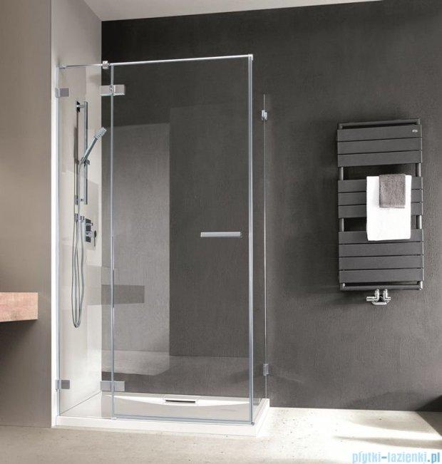 Radaway Euphoria KDJ Kabina prysznicowa 80x110 lewa szkło przejrzyste 383043-01L/383053-01