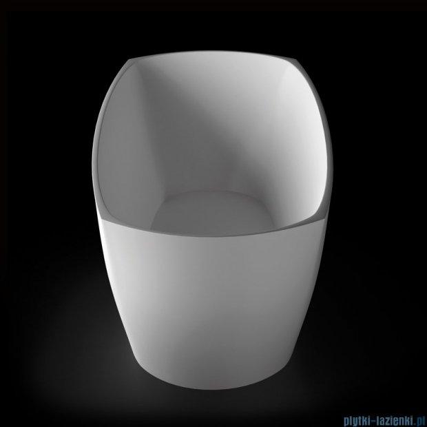 Marmorin Isar wanna wolnostojąca 175x75cm biała P599170020010