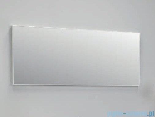 Antado lustro w aluminiowej ramie 120x50 cm AL-120x50