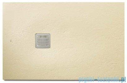Roca Terran 160x70cm brodzik prostokątny konglomeratowy cream AP016402BC01500