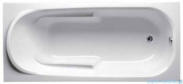 Riho Columbia wanna prostokątna 175x80cm biała BA04
