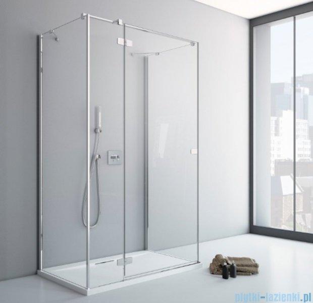 Radaway Fuenta New Kdj+S kabina 100x90x100cm lewa szkło przejrzyste 384020-01-01L/384052-01-01/384052-01-01