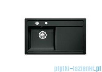 Blanco Zenar 45 S Komora podwieszana ceramiczna lewa kolor: czarny z kor. aut. 517203