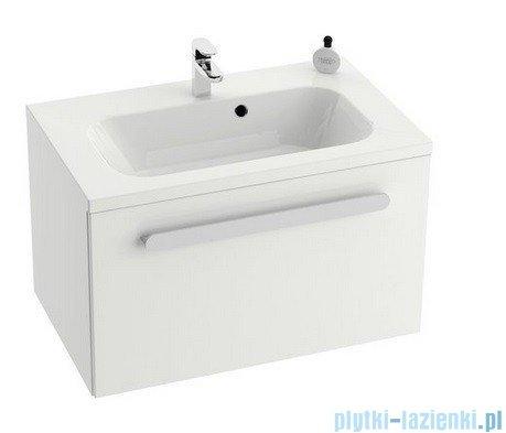 Ravak Szafka pod umywalkę SD Chrome 600 biała/biała połysk X000000530