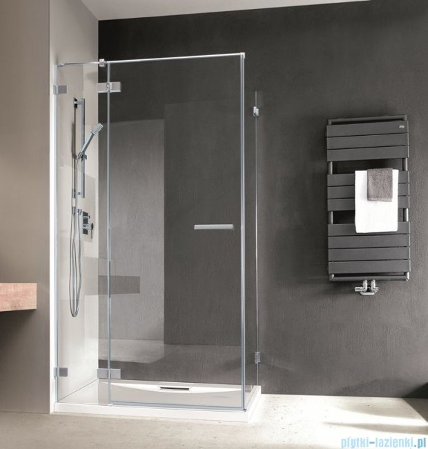 Radaway Euphoria KDJ Kabina prysznicowa 120x110 lewa szkło przejrzyste 383042-01L/383053-01