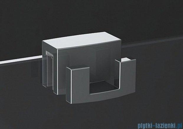 Radaway wieszak na kabinę prysznicową 6mm WR-001