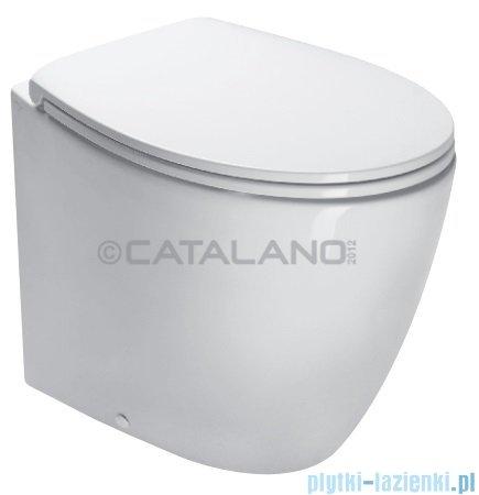 Catalano Velis Wc 50 stojąca 50x37 biała 1VP5000
