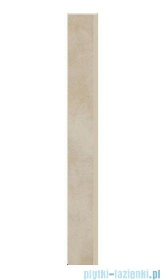 Paradyż Tecniq beige półpoler cokół 7,2x59,8