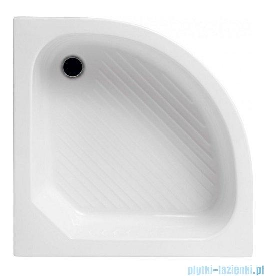 Polimat Versa brodzik półokrągły 80x80x39 cm 00899