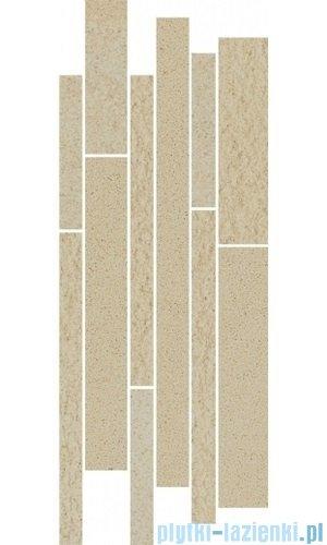 Paradyż Arkesia beige mix paski listwa 20x52