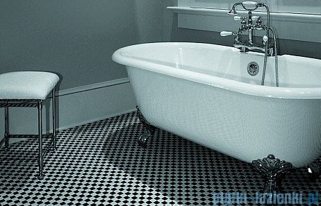 Dunin Black & White mozaika kamienna 30x30 pure white mix 15