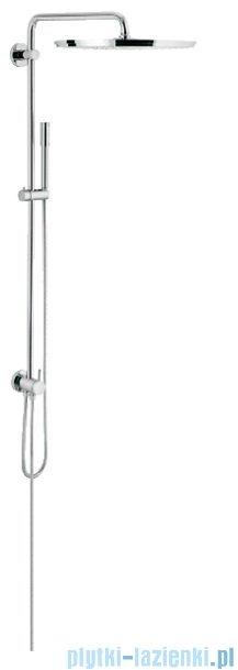 Grohe Rainshower 400 system natryskowy z prysznicem górnym 40cm 27175000