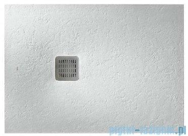 Roca Terran 160x80cm brodzik prostokątny konglomeratowy off white AP0164032001090