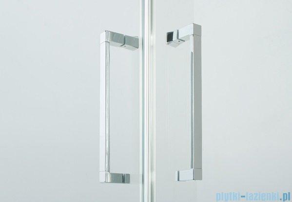 Sanplast kabina narożna kwadratowa KN4/AVIV-100 szkło przezroczyste 600-084-0420-42-401