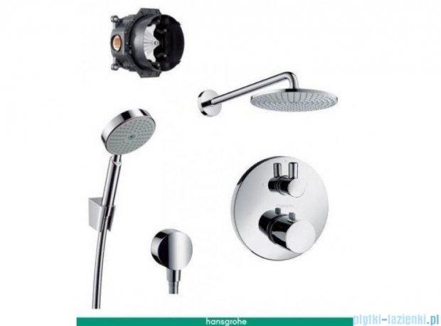 Hansgrohe Raindance AIR zestaw prysznicowy termostatyczny 52054110