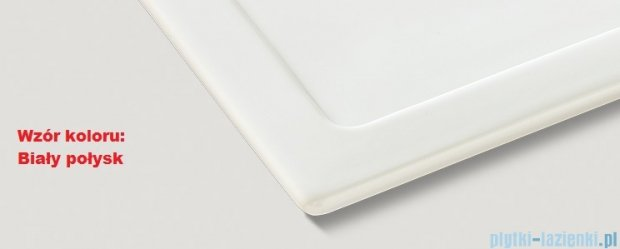 Blanco Subline 375-U Komora podwieszana ceramiczna kolor: biały połysk z kor. aut.  516042