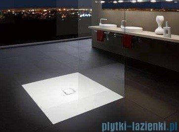 Kaldewei Conoflat Brodzik model 789-2 100x120cm z nośnikiem ze styropianu 465948040001