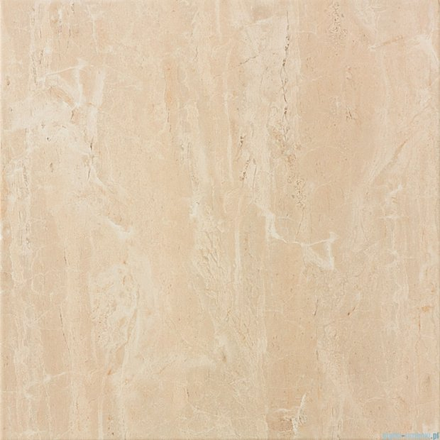 Tubądzin Bellante beige płytka podłogowa 45x45