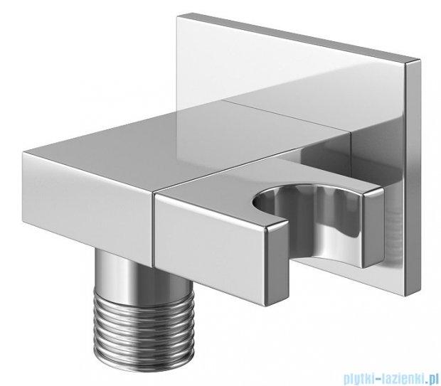 Kohlman Dexame zestaw prysznicowy chrom QW210DQ20