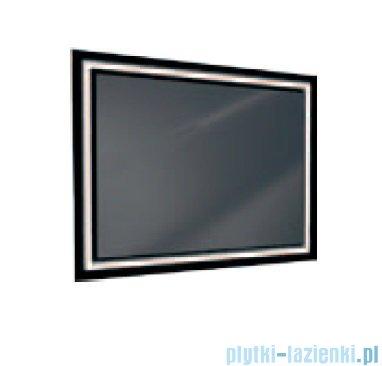 Antado lustro z ramka świetlna lacobel LED zimne 120x80cm L1-J4-LED2B