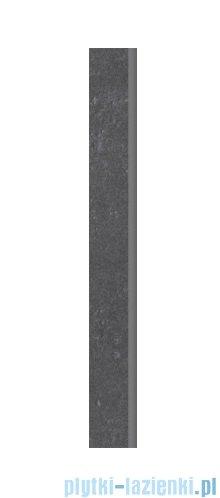 Paradyż Obsidiana grafit cokół 7,2x59,8