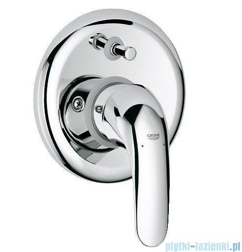 Grohe Euroeco jednouchwytowa bateria wannowa z przełącznikiem wanna/prysznic 32747000