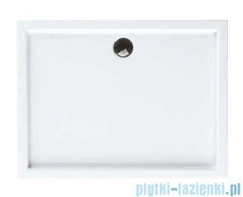 Schedpol Corrina brodzik akrylowy prostokątny 130x80x5,5cm 3.0244