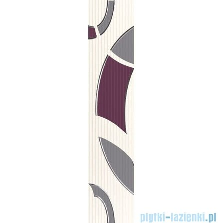 Domino Indigo 3 listwa ścienna 7,4x36
