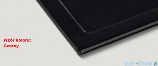 Blanco Idessa 45 S  Zlewozmywak ceramiczny lewy kolor: czarny bez kor. aut. 514499