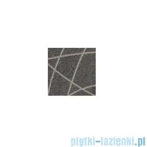 Paradyż Arkesia grafit narożnik 9,8x9,8