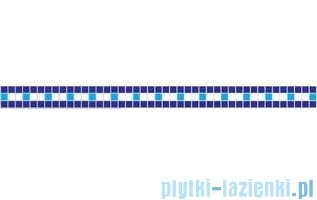 Dunin Q design mozaika szklana 32x6,4 line 1
