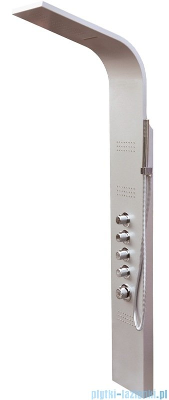 Corsan Akoja Panel natryskowy z termostatem perła A-025TPERŁA