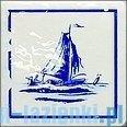 Tubądzin D-Majolika Haga 1B 11,5x11,5