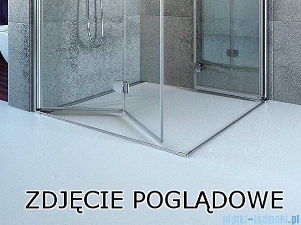 Radaway Arta Kdj I kabina 90x110cm lewa szkło przejrzyste 386082-03-01L/386023-03-01
