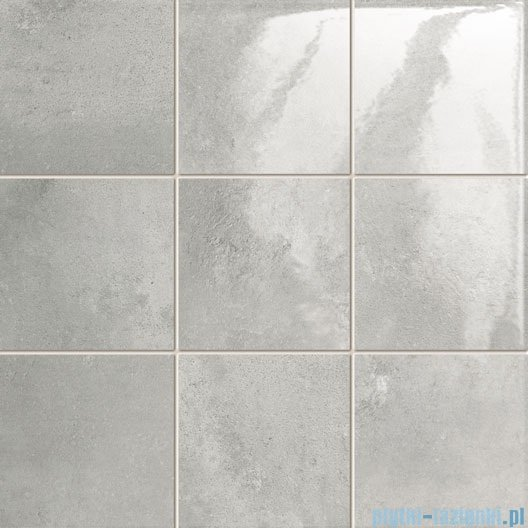 Tubądzin Epoxy graphite 1 POL mozaika gresowa 29,8x29,8