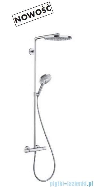 Hansgrohe Komplet prysznicowy Raindance Select S 240 2jet DN15 chrom 27129000
