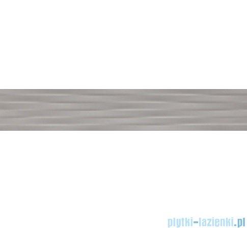 Paradyż Midian struktura grys listwa ścienna 9,8x60