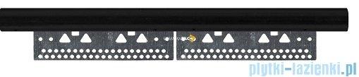 Pilch Cemento czarny profil schodowy 4x59,6