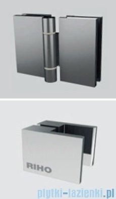 Riho Scandic S104 drzwi prysznicowe 120x200 cm GC07300