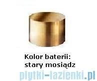 Tres Clasic-Tres Bateria wannowa 4-otworowa kolor stary mosiądz 5.32.145.01