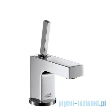 Hansgrohe Axor Citterio Jednouchwytowa bateria umywalkowa do małej umywalki 39015000