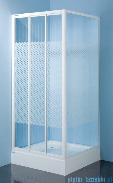 Sanplast kabina narożna kwadratowa KN/DTr-c-70 polistyren 600-013-0311-01-520