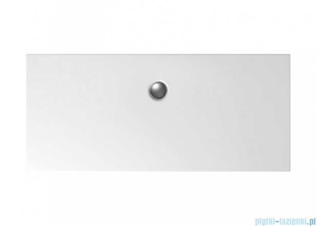 Polimat Pacyfik brodzik akrylowy posadzkowy 170x75cm 00320