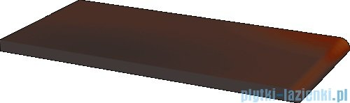 Paradyż Cloud brown klinkier parapet 14,8x30