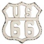 Podkładka Belldeco Retro - US66 - biała
