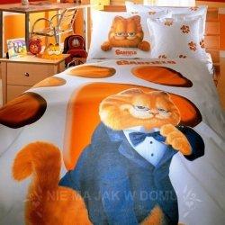 Pościel Tac Garfield + prześcieradło