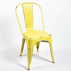 Krzesło Belldeco - Spring - żółte